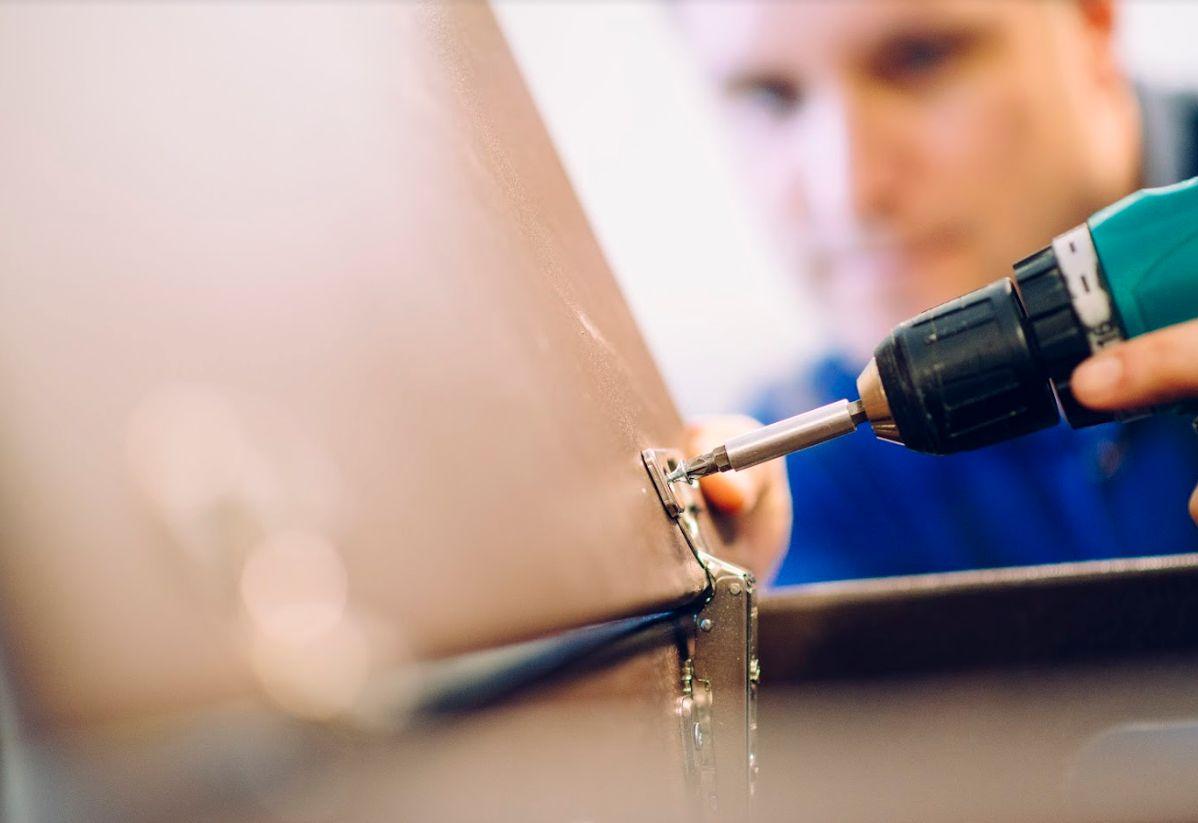 Montaje y desmontaje: Servicios de Portes y mudanzas Celis