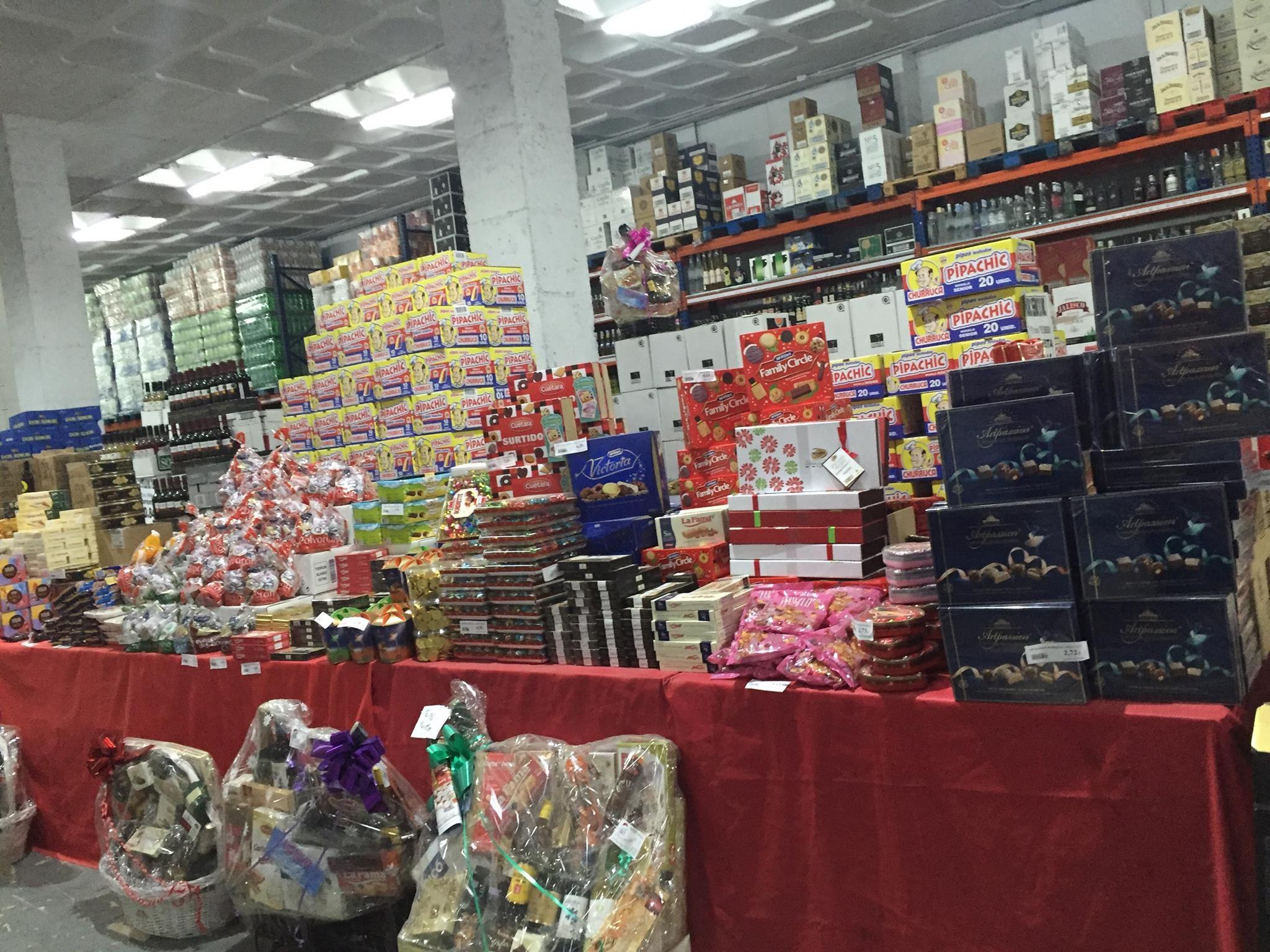 Alimentación: Productos de Correa & Davi
