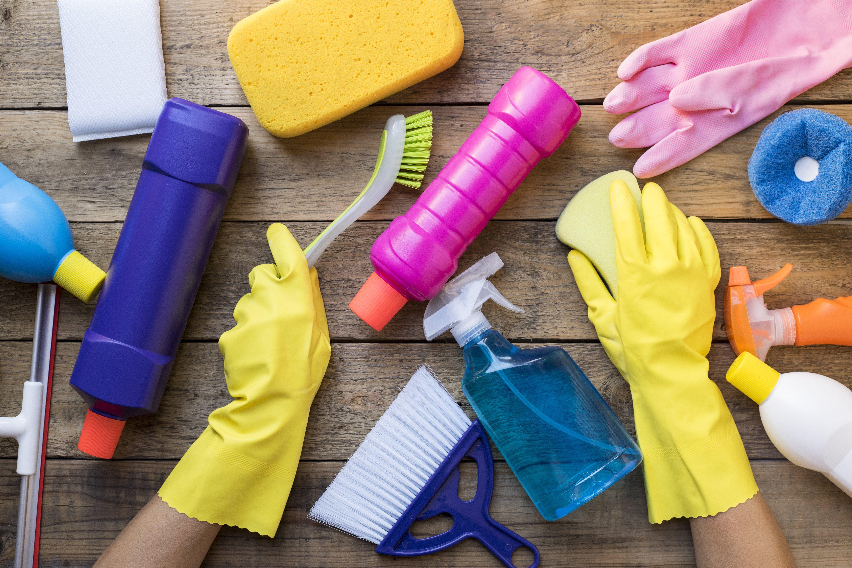 Limpieza: Productos de Correa & Davi