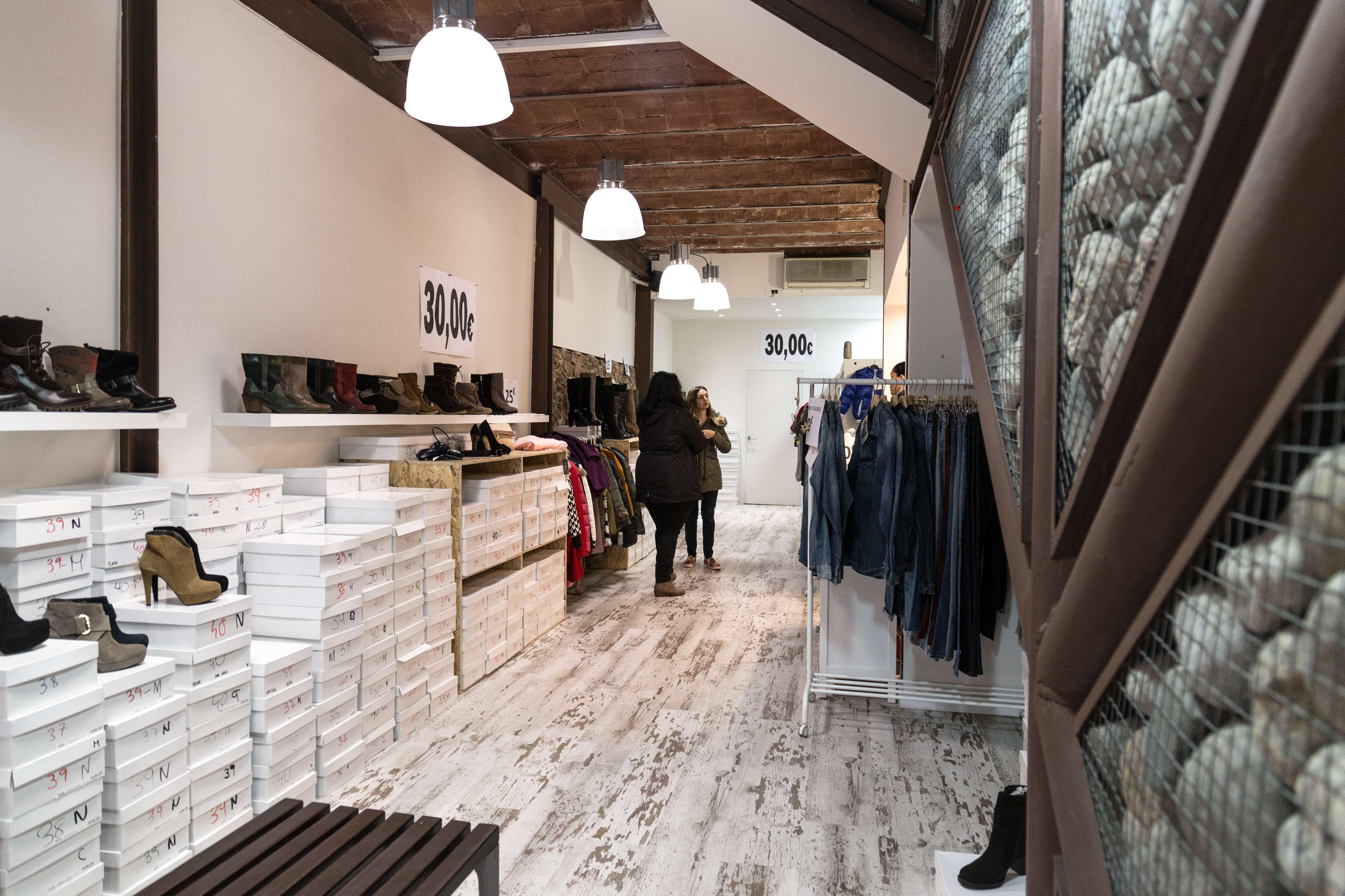 Disfruta de la tienda outlet de ropa en Viladecans