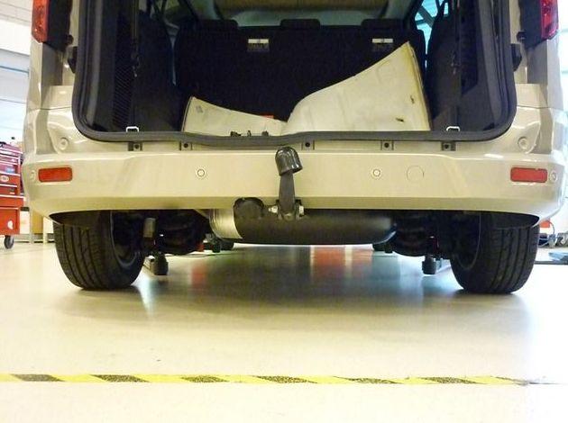 Taller para adaptación de coche a GLP