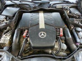 Adaptación a GLP Mercedes ML