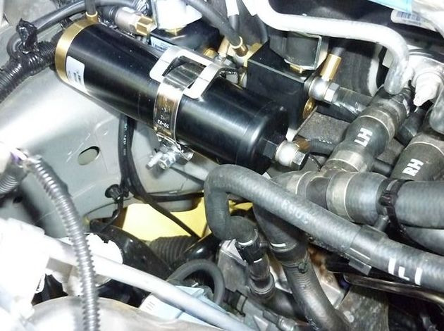 Kits de GLP para motores gasolina en Madrid