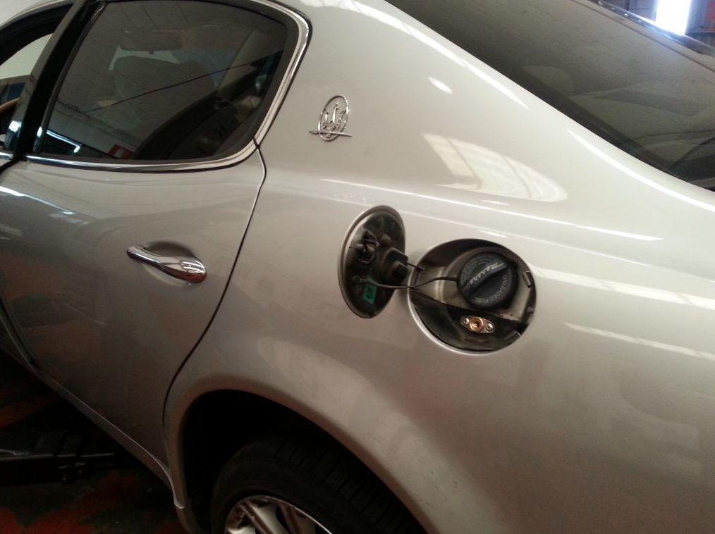 Adaptación de coches a autogas