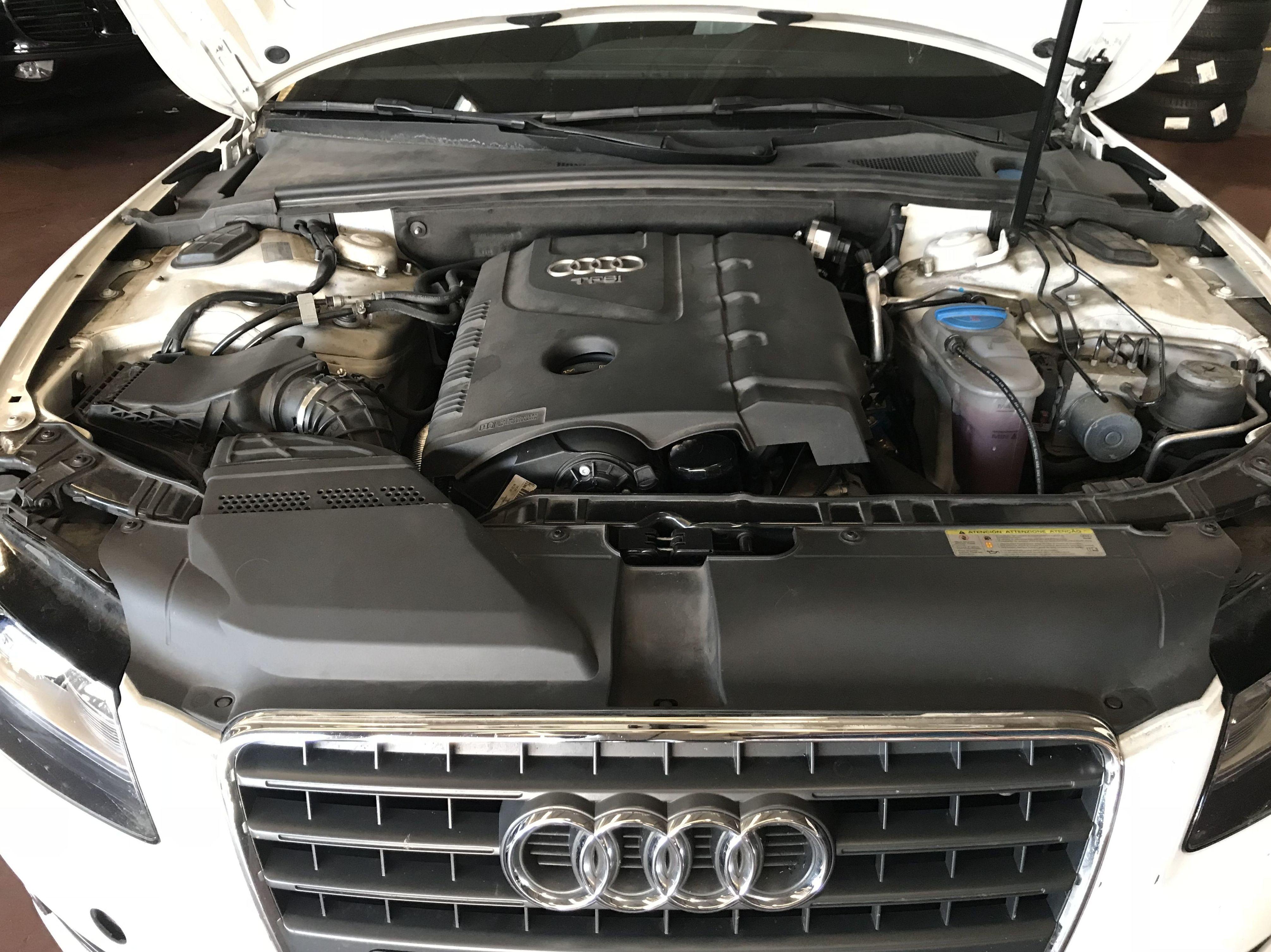 Audi A5 2.0 TFSI Inyección Directa