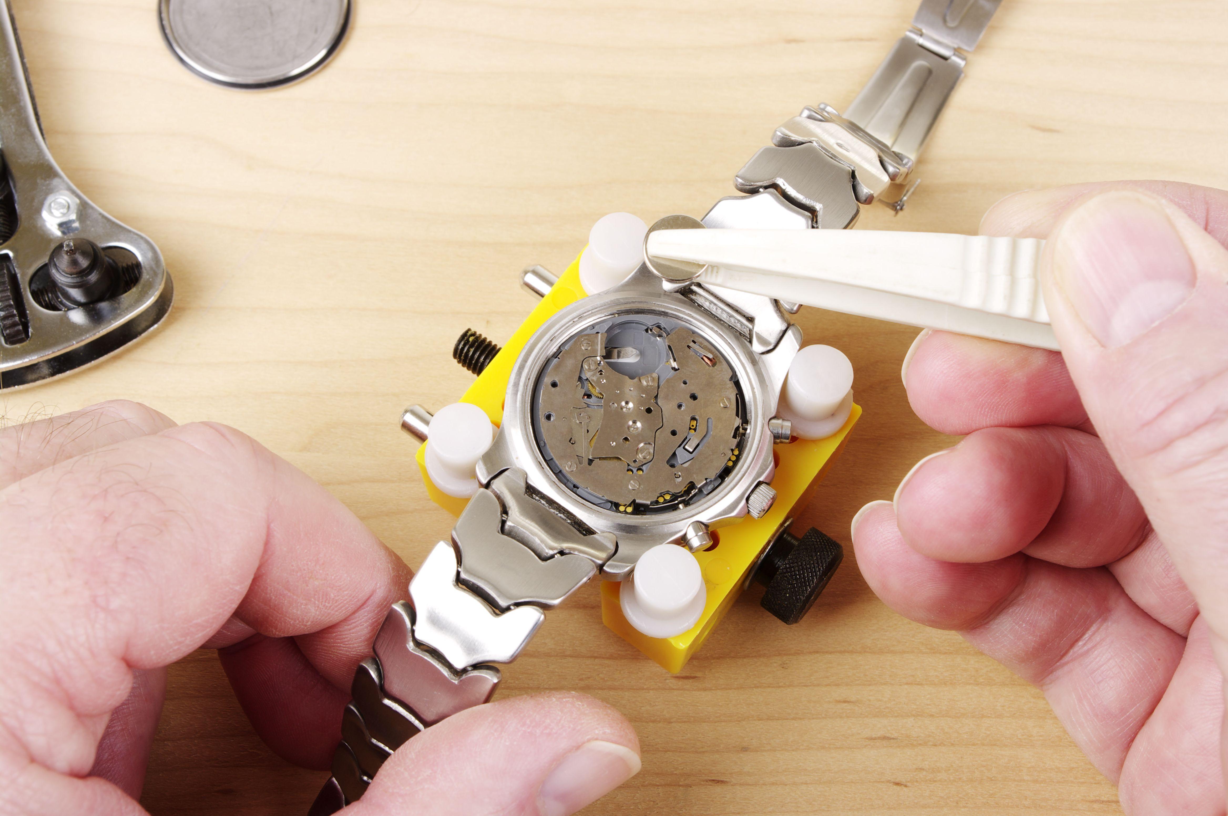 Relojeros desde 1985