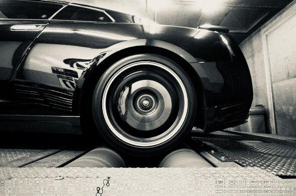 Banco de potencia para vehículos: Servicios de Talleres Martín Automoción