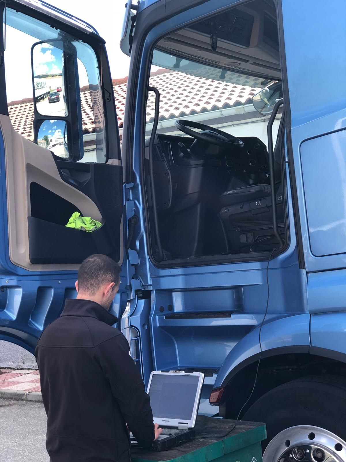 Mecánica general de camiones en Ávila
