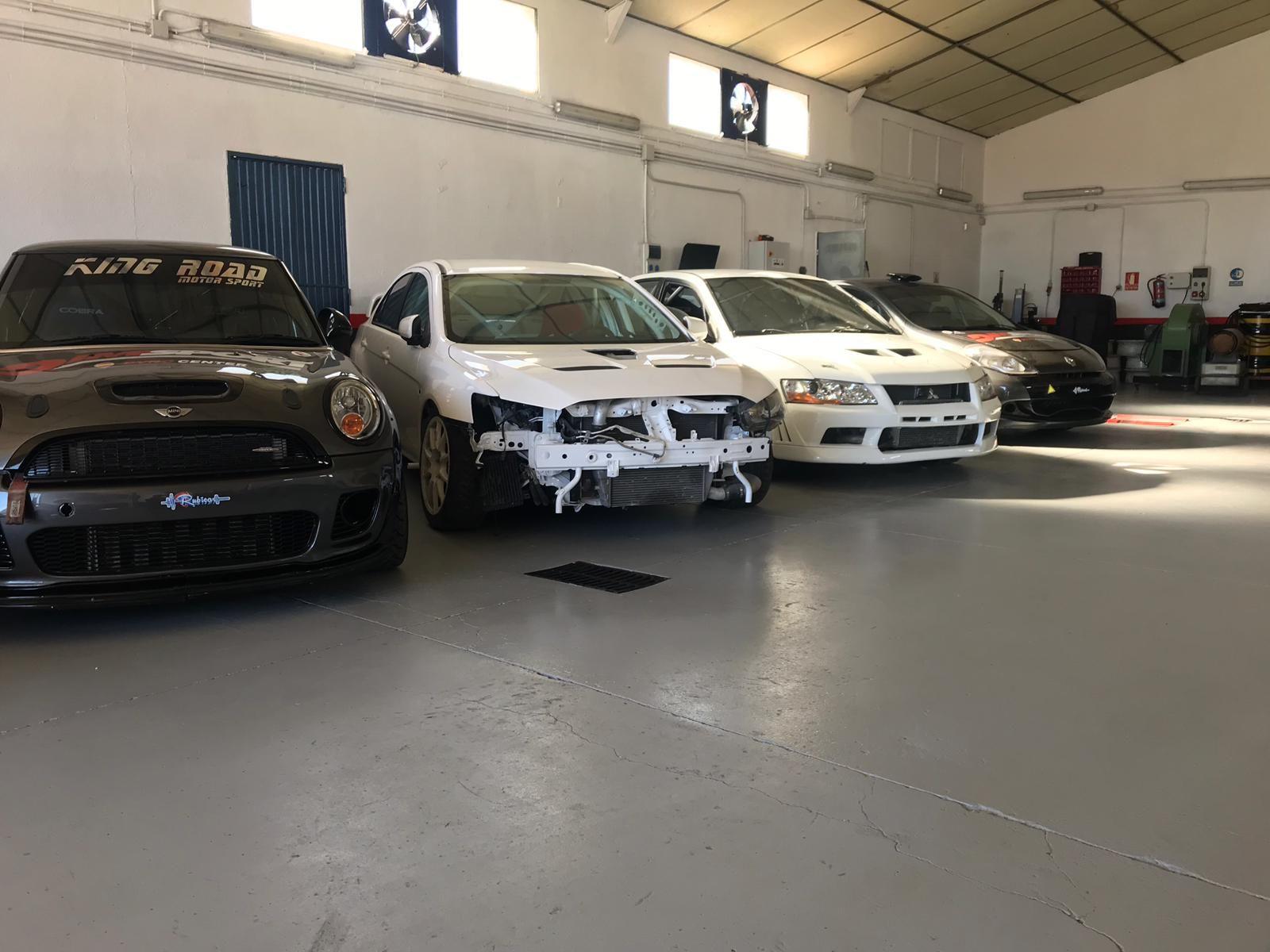 Potención de vehículos y mecánica general en Ávila