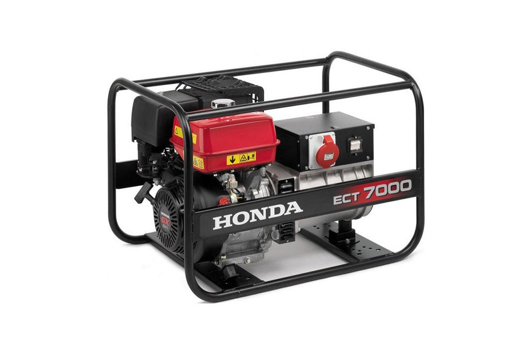 Grupo Electrógeno Honda EC7000: Servicios de Amucsa