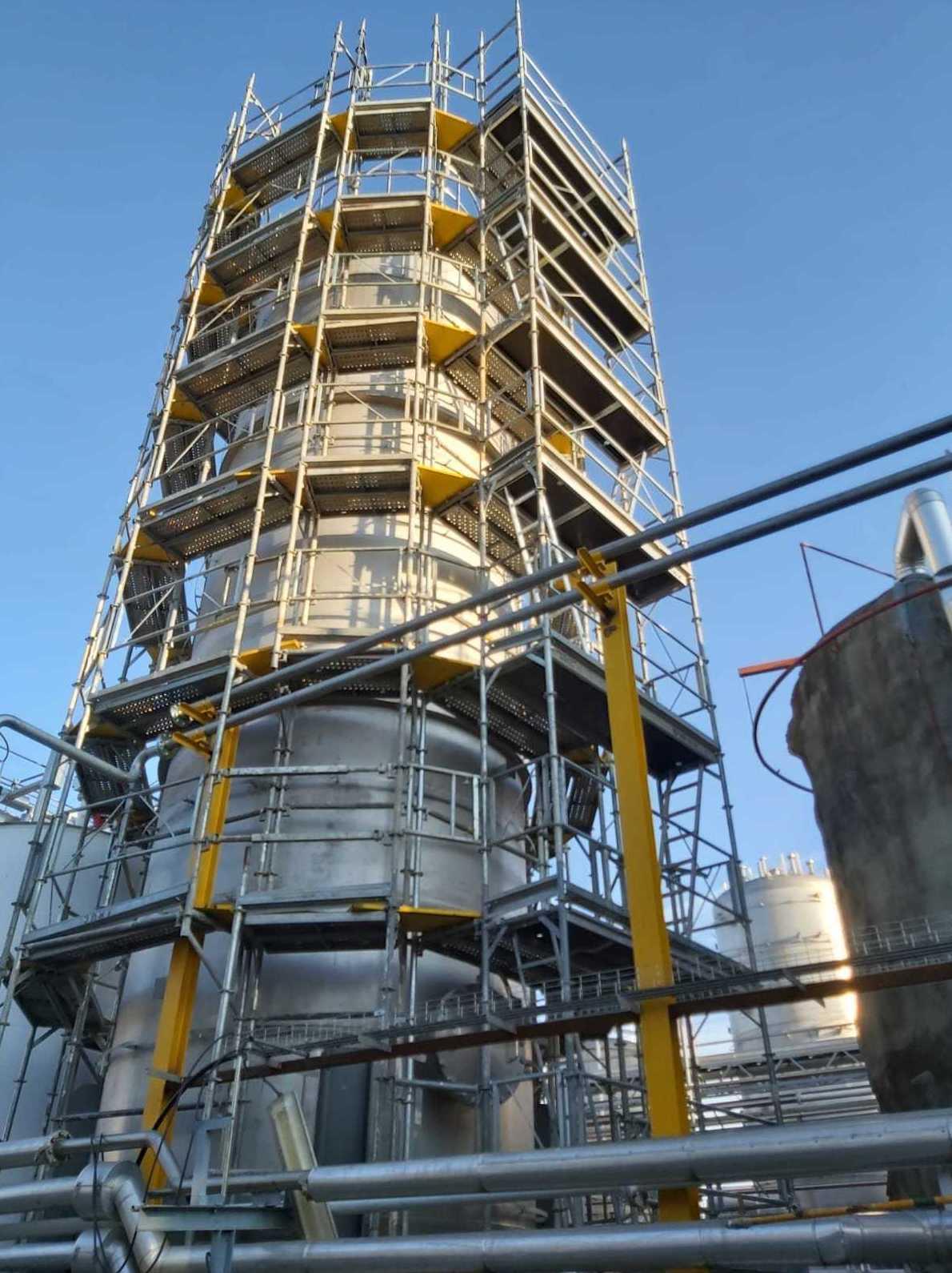 Andamio Industrial