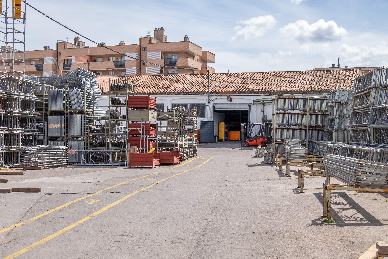 Amucsa, alquiler de maquinaria y útiles para la construcción