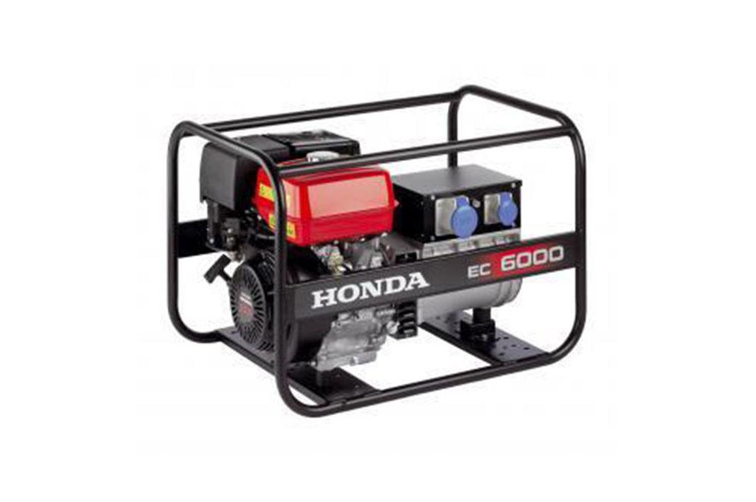 Grupo Electrógeno Honda EC6000: Servicios de Amucsa
