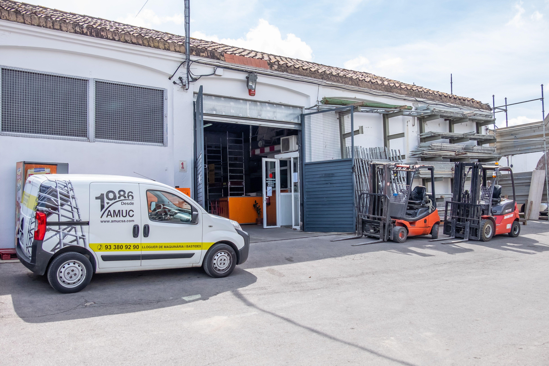 Nuestras instalaciones en Martorell Barcelona