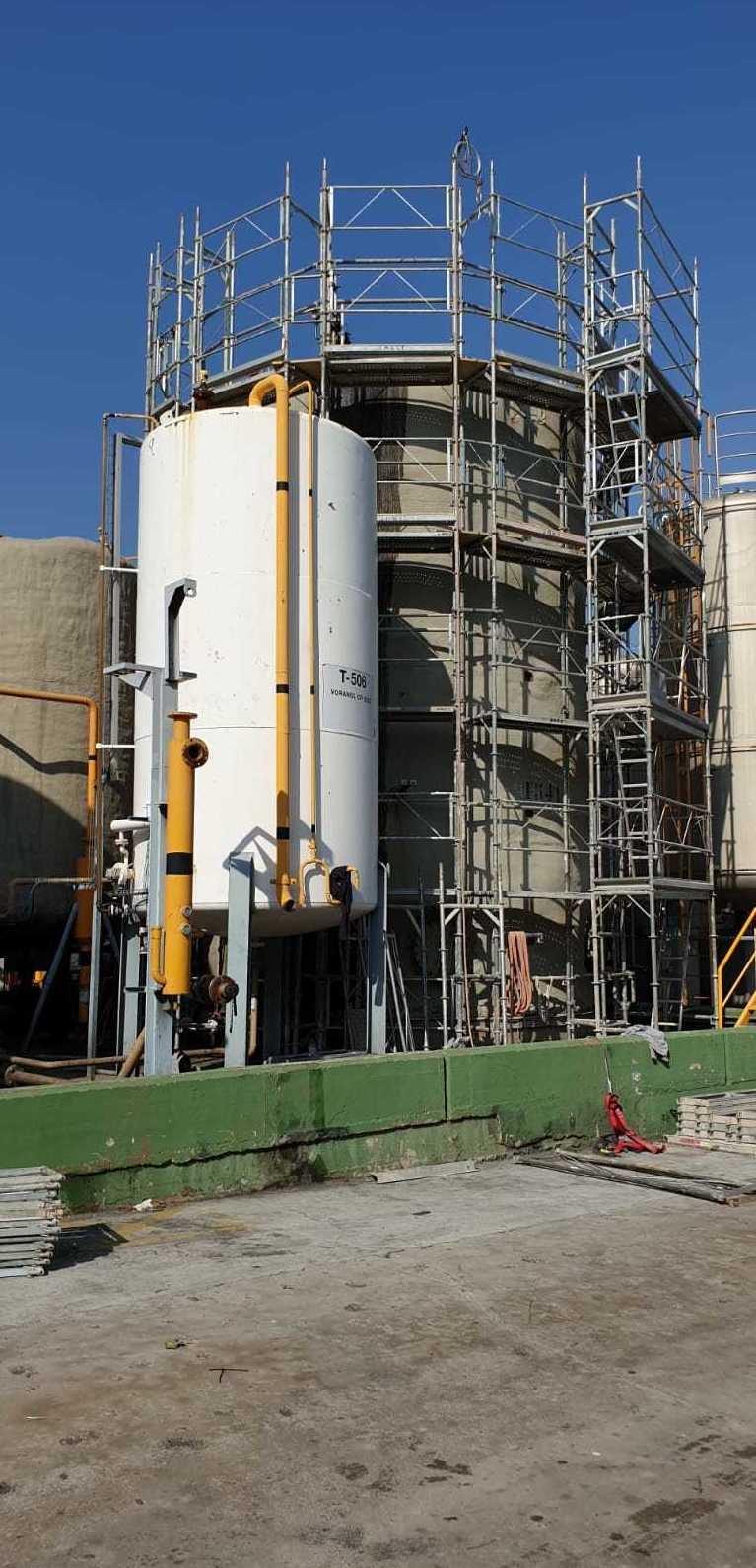 Foto 2 de Suministros y maquinarias industriales en Martorell | Amucsa