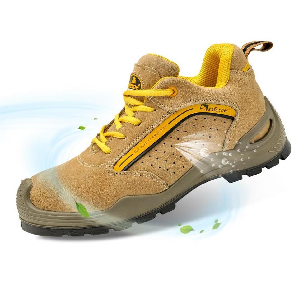 Zapatos de seguridad S1P Safetoe: TIENDA ONLINE de Amucsa