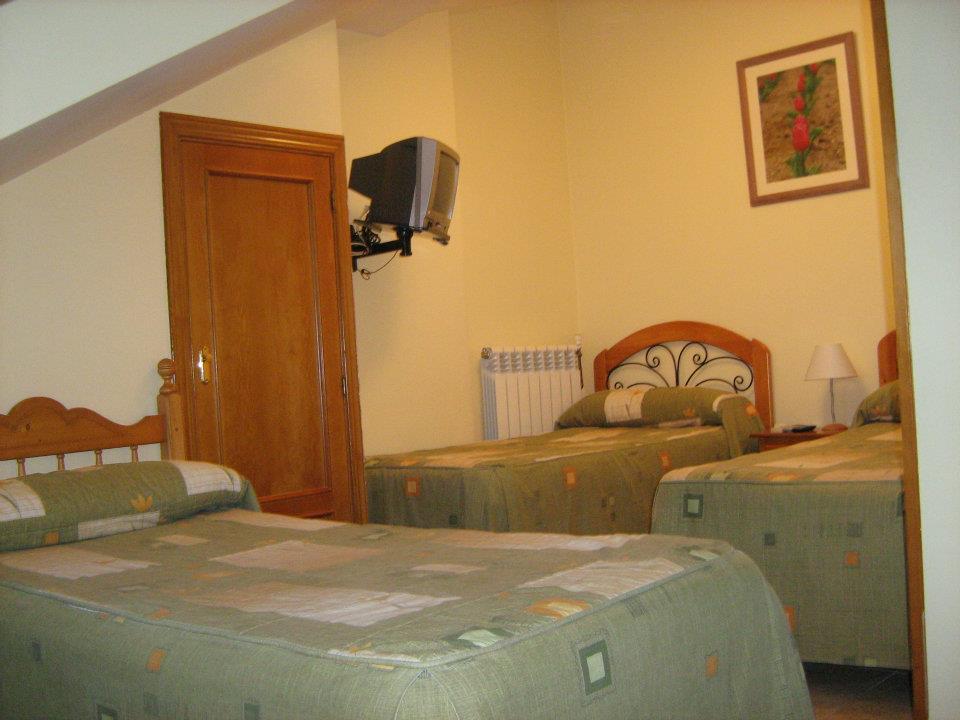 Foto 1 de Hostales en Segovia | Hostal Hospedaje El Gato