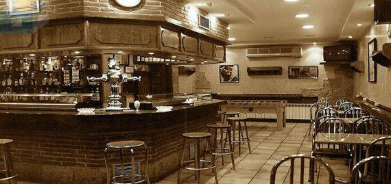 Foto 2 de Hostales en Segovia | Hostal Hospedaje El Gato