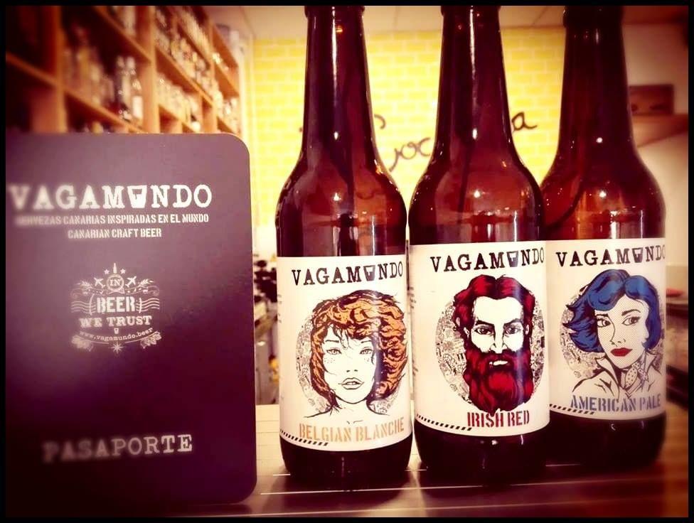 Gran variedad de cervezas de importación y artesanas