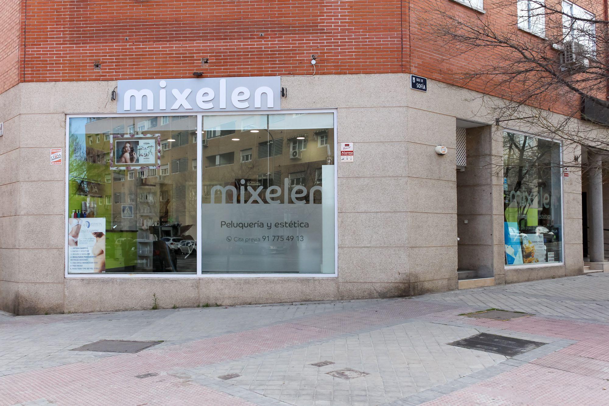 Foto 1 de Peluquería mujer-hombre en Madrid | Peluquería Mixelen