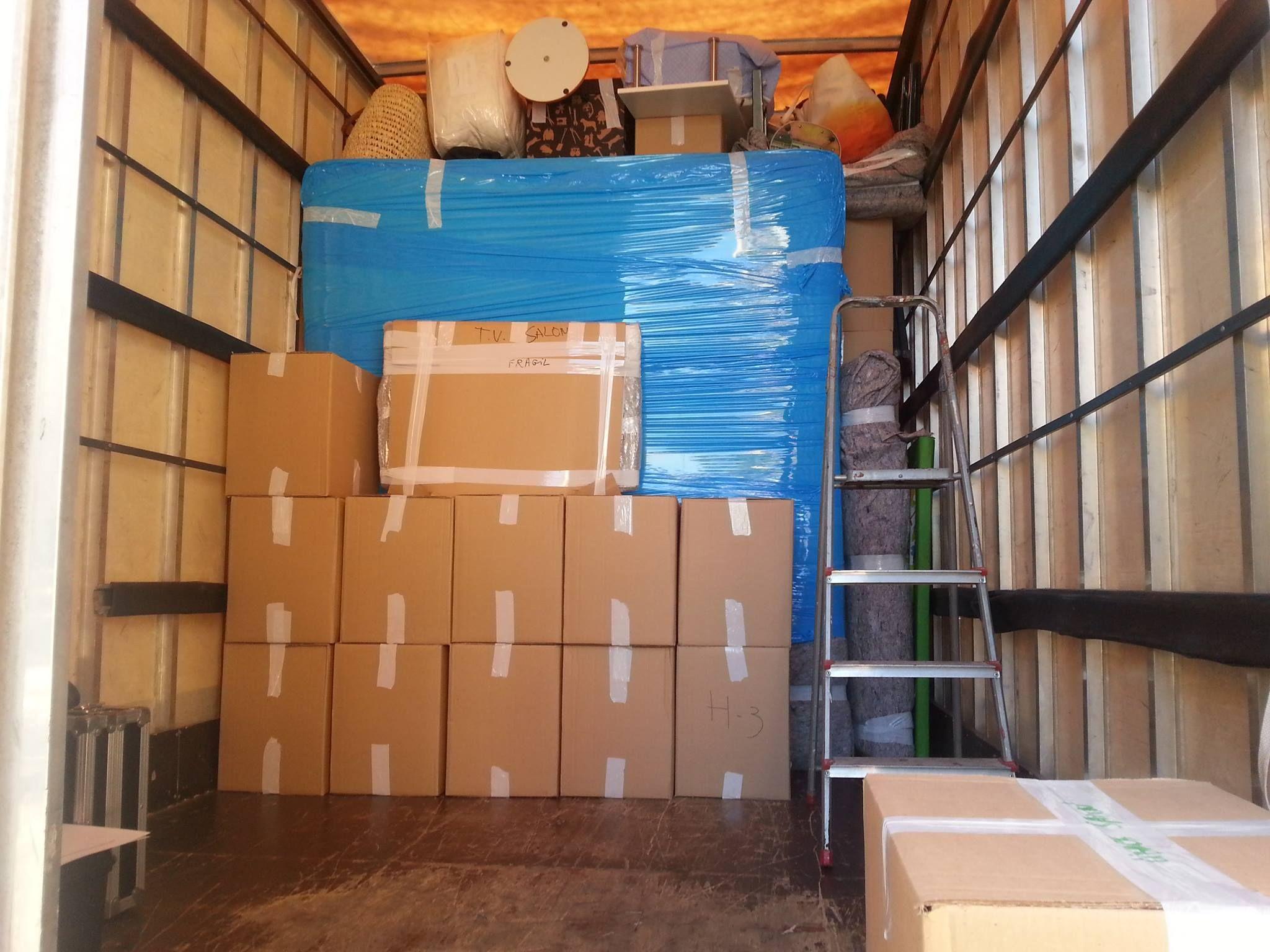 Cajas especiales vajilla: Servicios  de Mudanzas Nieto