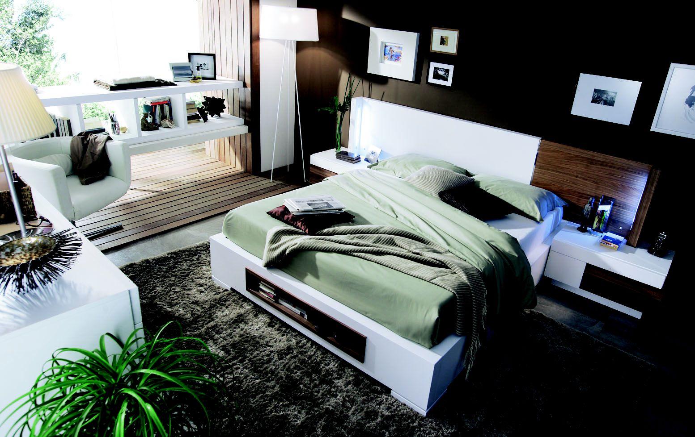 Dormitorio matrimonio en Gijón