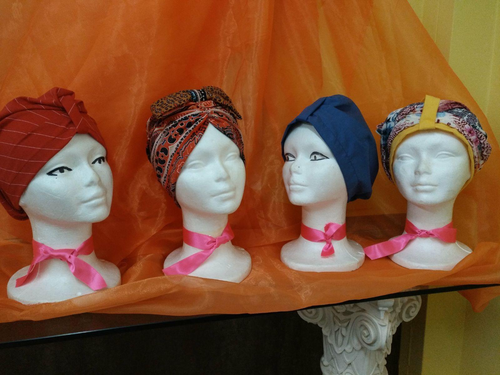Pacientes oncológicos: Productos y servicios de Salón de Belleza M. del Carmen Valero