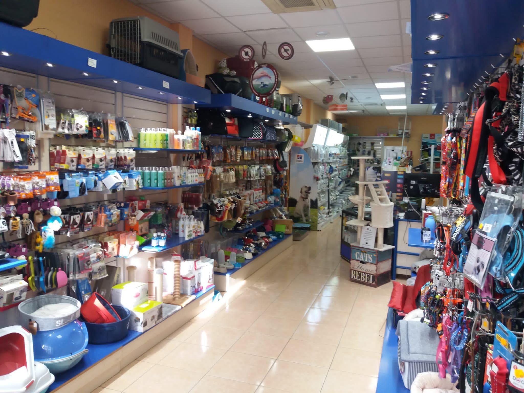 Nuestras Instalaciones - Tienda
