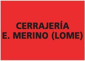 Foto 6 de Cerrajería en Madrid | Cierres Metálicos E. Merino
