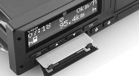 1. Tacógrafo Digital VDO 1381 3.0: Catálogo de Auto-Electricidad Maracena