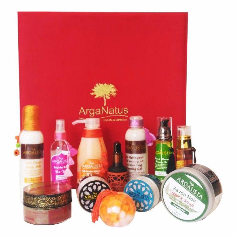 Caja del descubrimiento: Productos de Argan Aceite Puro