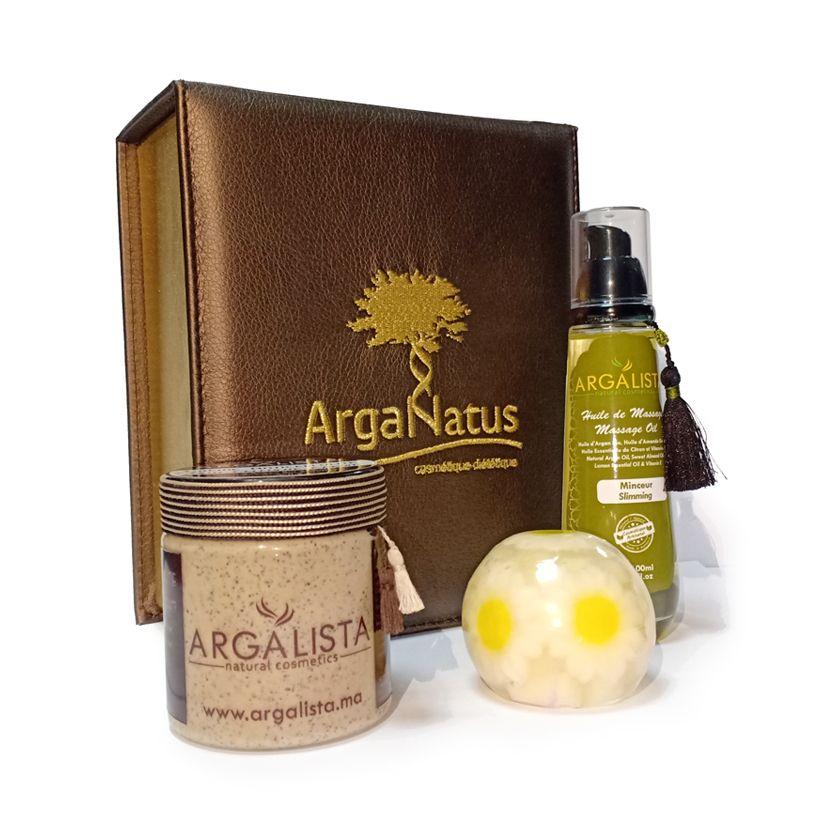 Cofre caja de adelgazamiento: Productos de Argan Aceite Puro