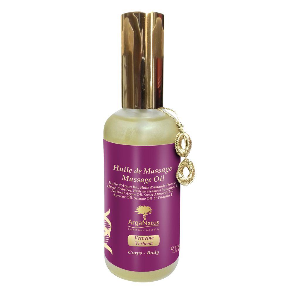 Aceite de masaje de verbena: Productos de Argan Aceite Puro