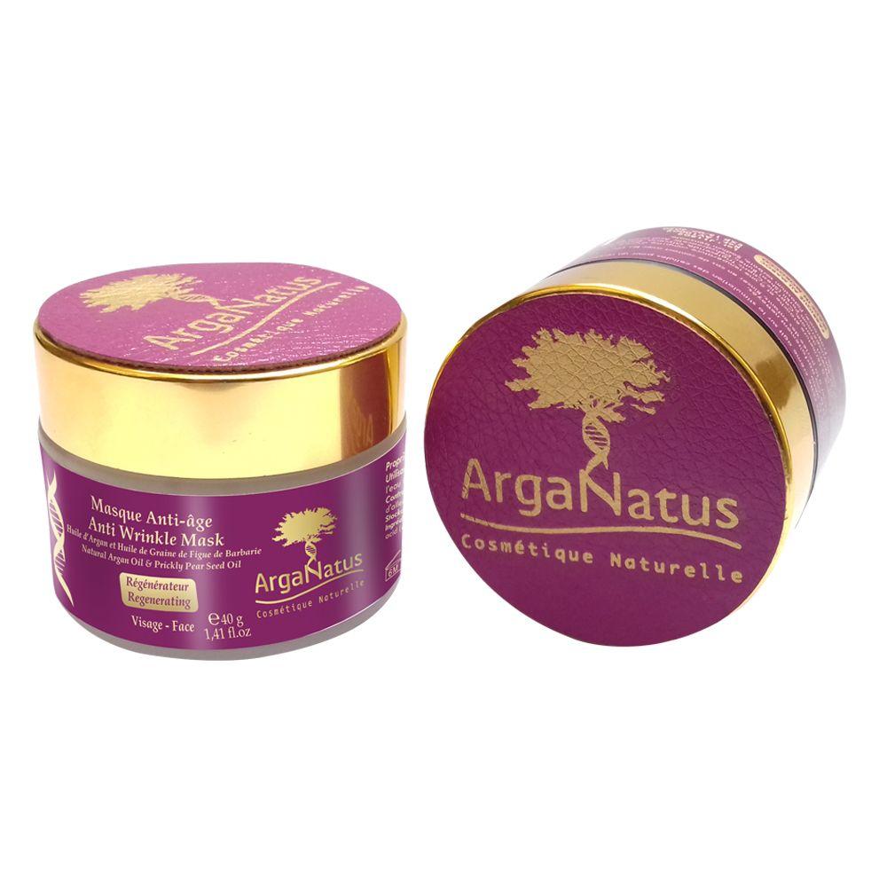 Máscara antiarrugas: Productos de Argan Aceite Puro