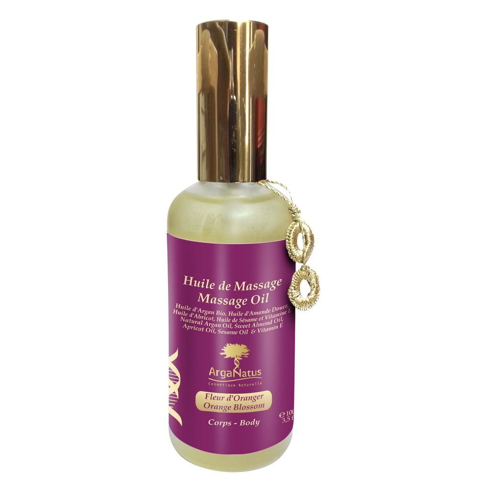 Aceite de masaje de azahar: Productos de Argan Aceite Puro
