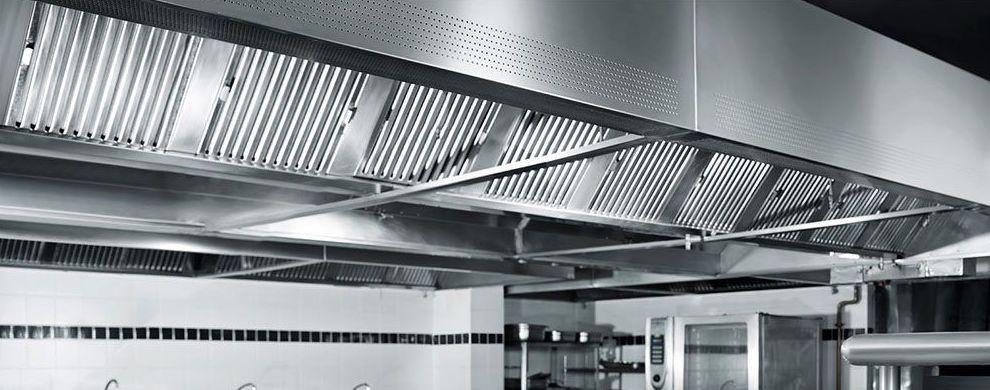Instalación, mantenimiento y limpieza de extracción de humos : Servicios de Servimolins