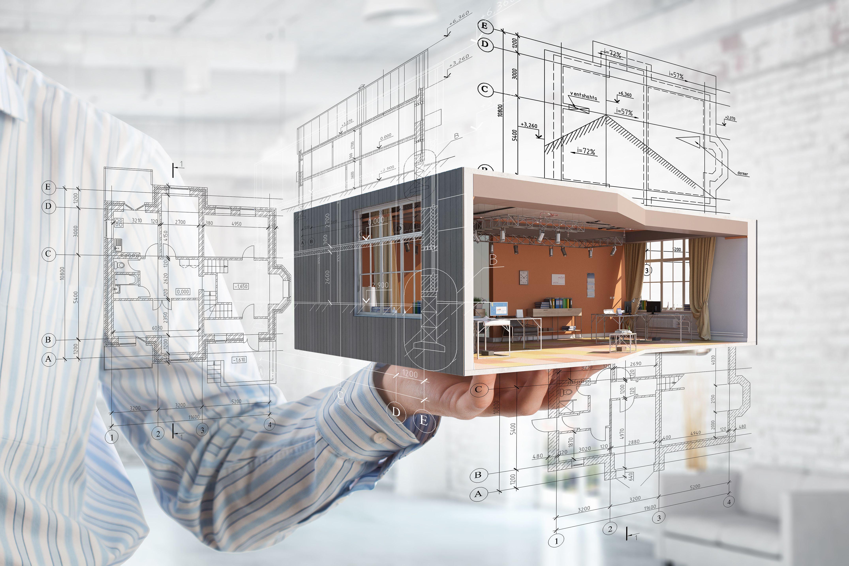 Interiorismo 3D: Servicios de Ingeniería Castel y Fernández