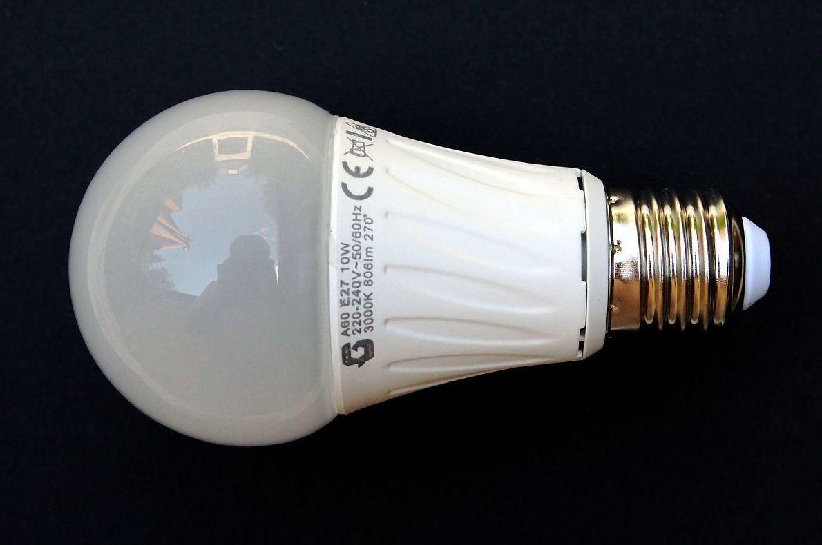 Iluminación Led: Servicios de Egoluz Electricidad