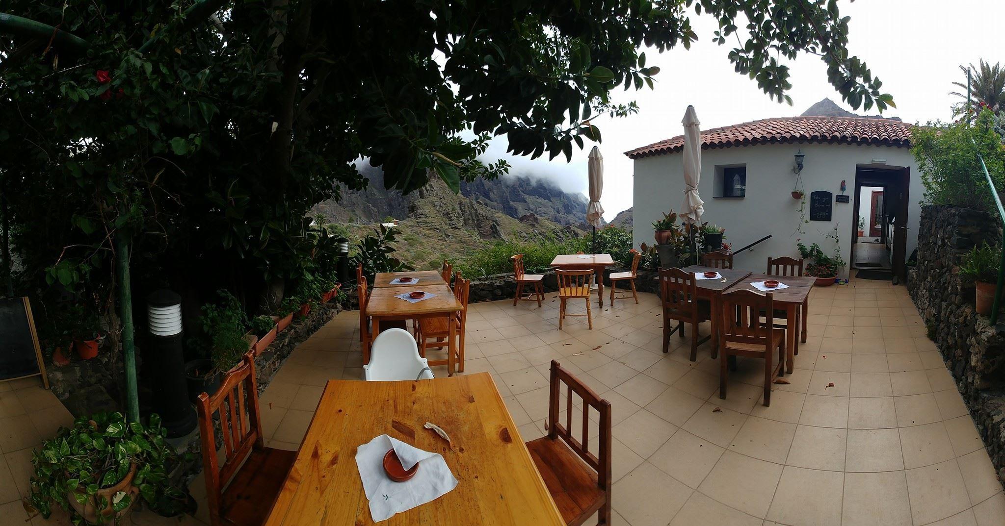 Foto 14 de Cocina canaria en Masca | El Guanche / Alte Schule