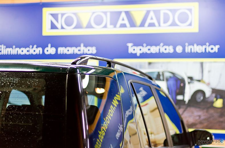 Limpieza de carrocerías en Alcobendas