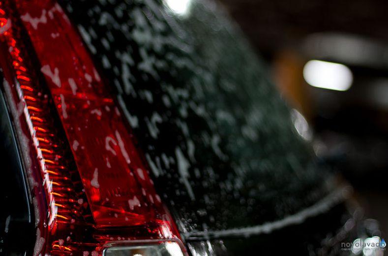 Lavado de vehículos en Las Tablas