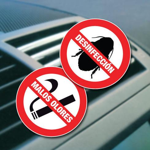Desinfección del interior de su vehículo al 50%