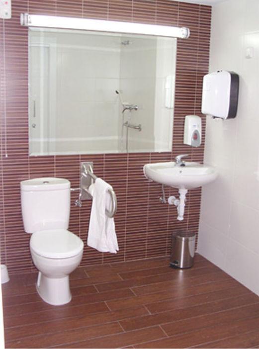 Residencia para mayores con modernas instalaciones en Basauri