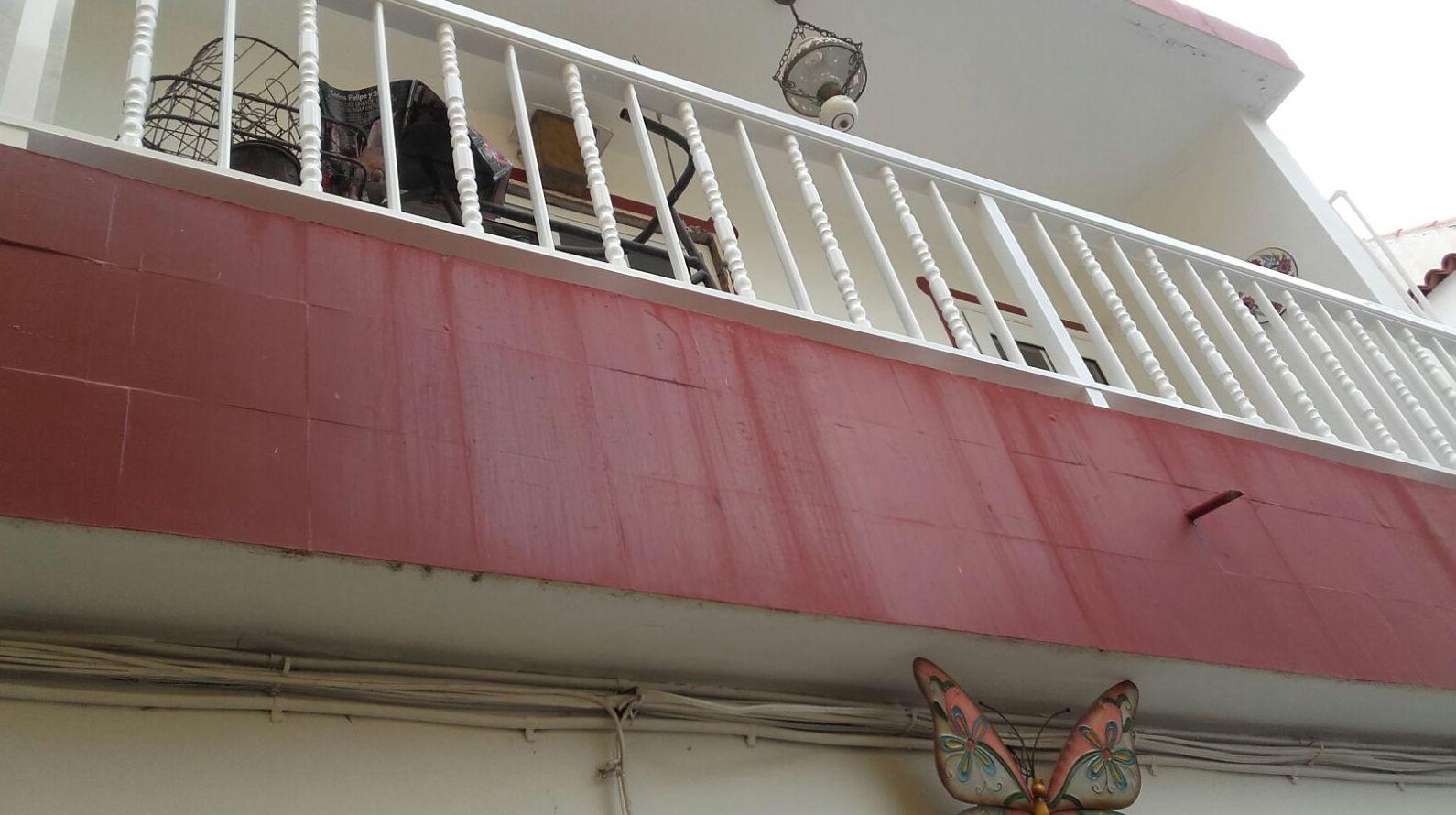 Baranda de balcón