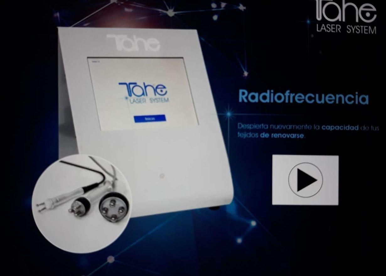 Radiofrecuencia: Servicios de Esther Ruiz Peluquería y Estética