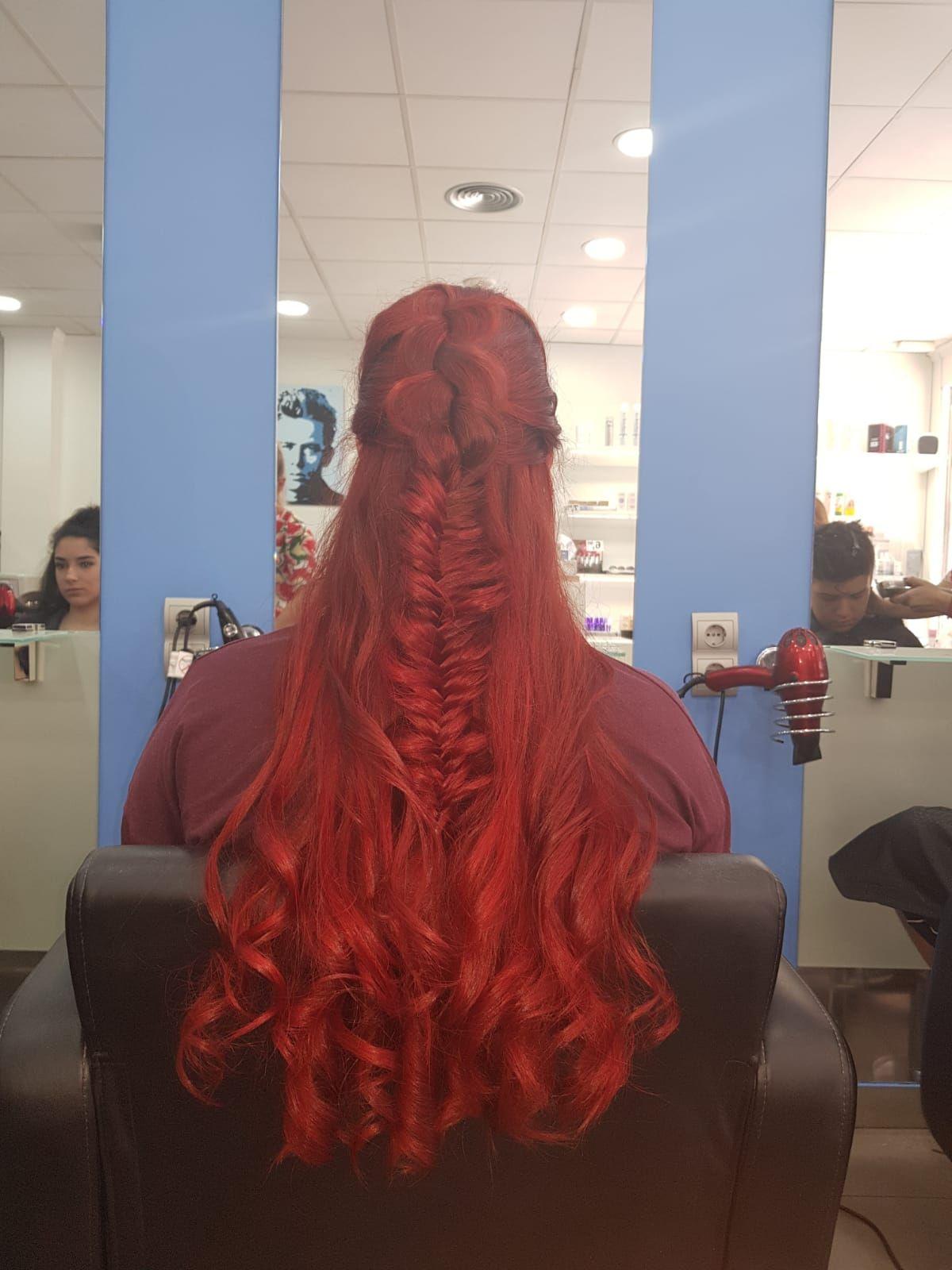 Tratamientos de coloración para el pelo