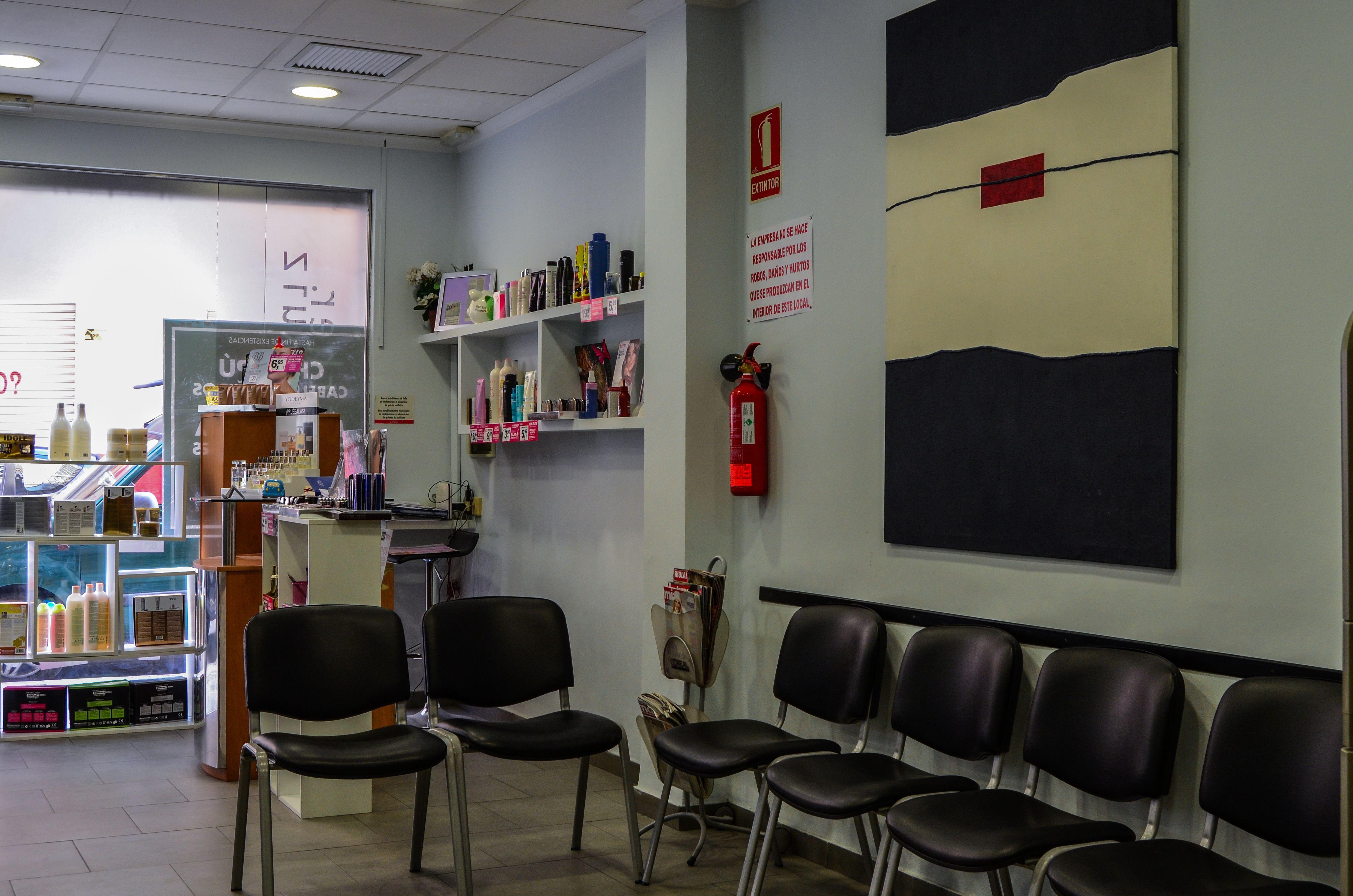 Foto 5 de Peluquería mujer-hombre en Valencia   Esther Ruiz Peluquería y Estética