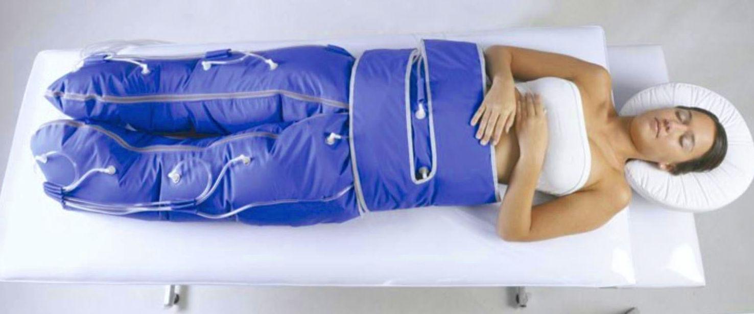 Presoterapia: Tratamientos y terapias de Estética Zen