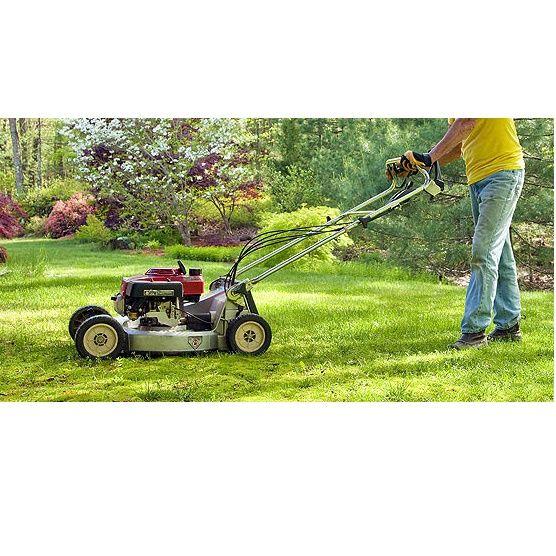 Alquiler maquinaria jardín
