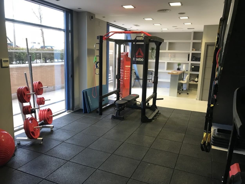 Centro de entrenamiento personal en Las Tablas, Madrid